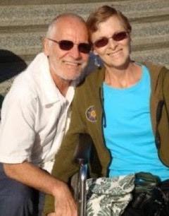 Ian and Margie