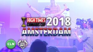 Amsterdam 2018 High Times Cannabis Cup
