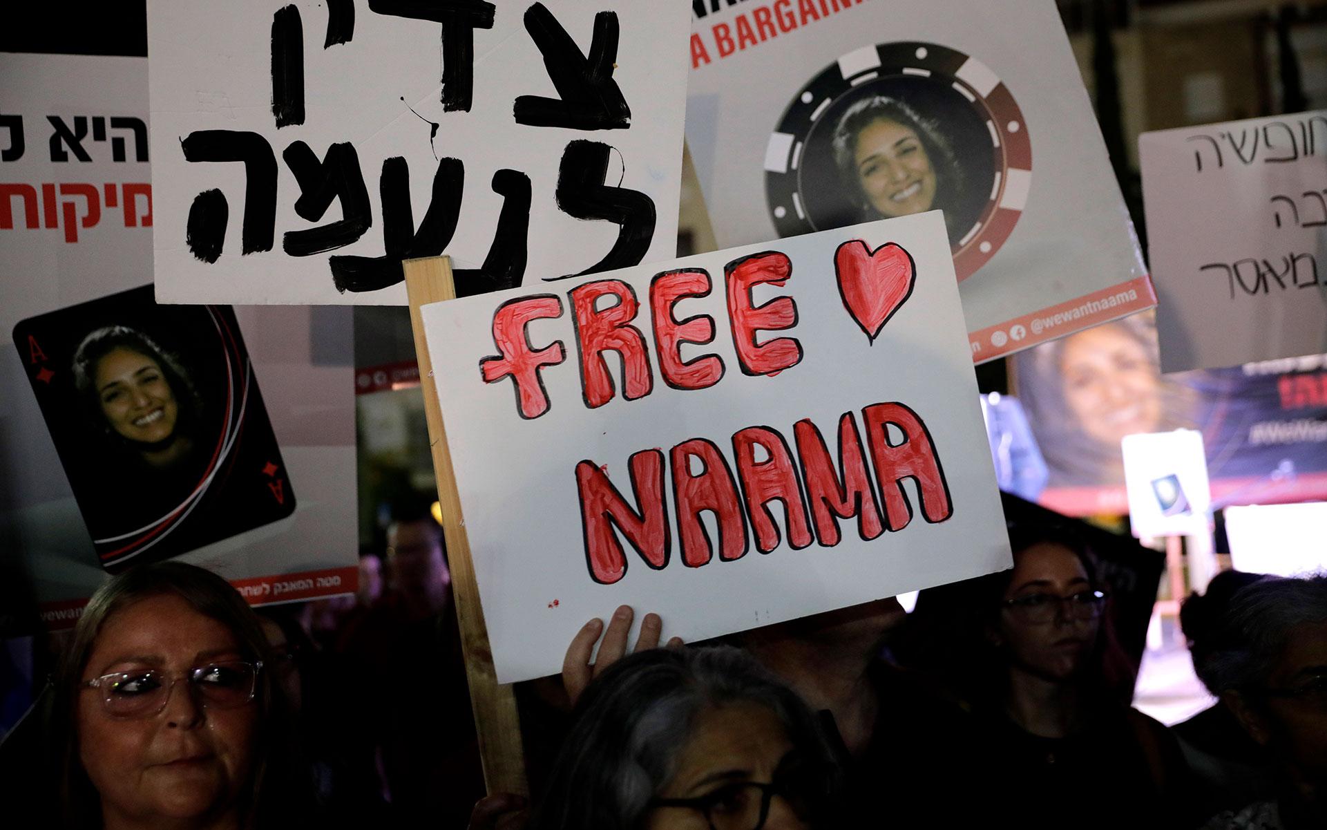 naama issachar israeli russian detention cannabis