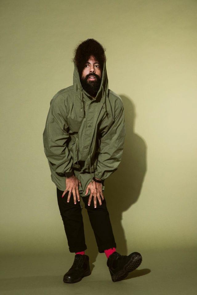 Reggie Watts: The Ultimate Modern Renaissance Man